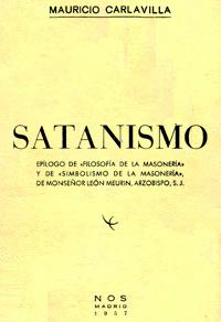 Satanismo – Mauricio Carlavilla