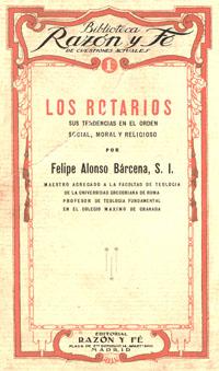 Los Rotarios Felipe Alonso Bárcena